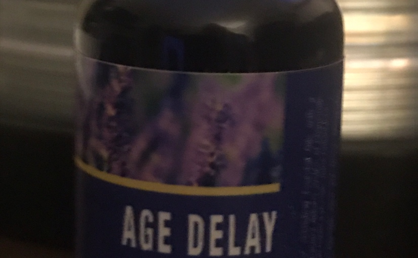 Age Delay Beauty Serum