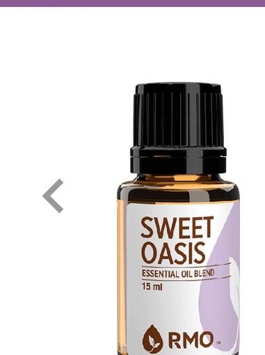 Rocky Mountain Oils: SweetOasis